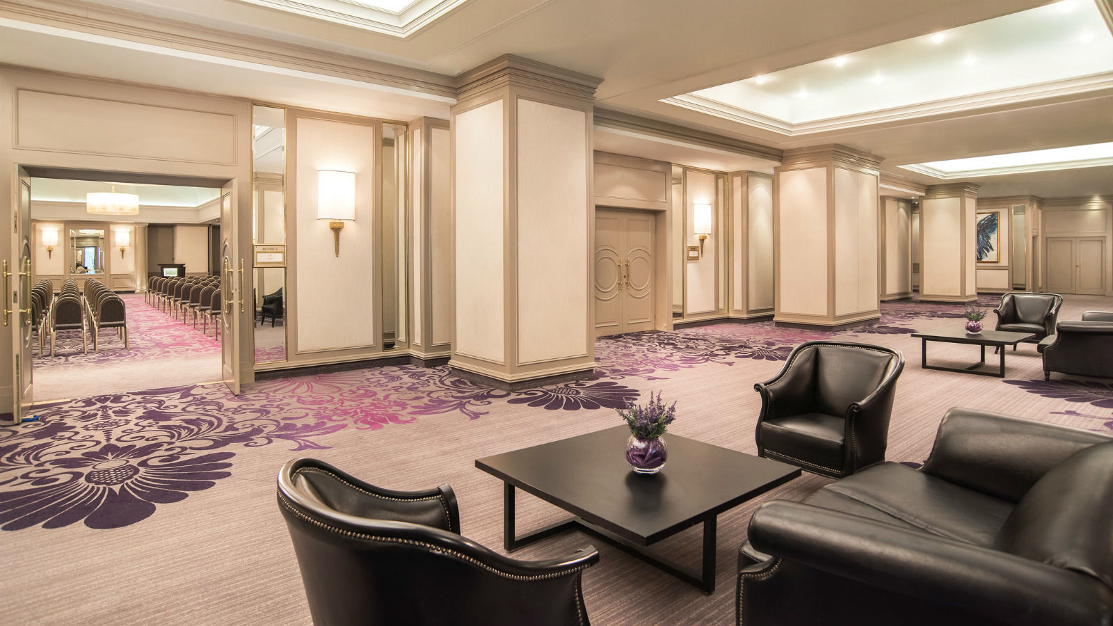The Foyer by the Grand Ballroom